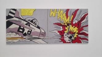 """Roy Lichtenstein's 'WHAAM!"""""""