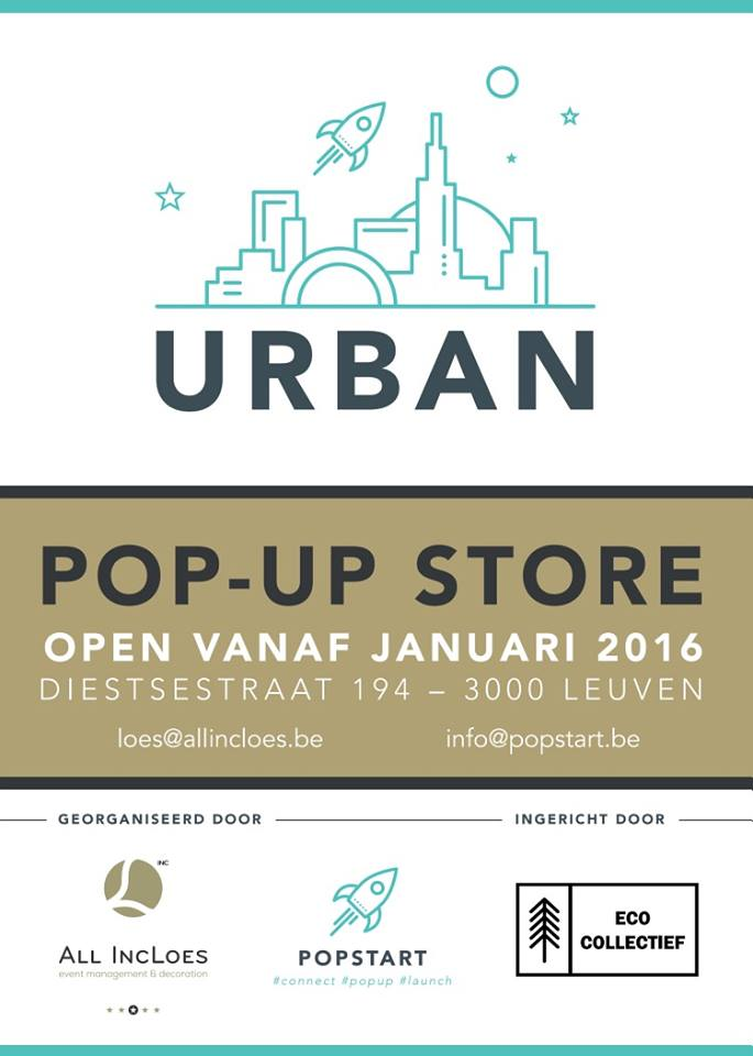urban pop up