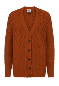 Joanie Clothing Lois Cable Knit Jumper €32,24