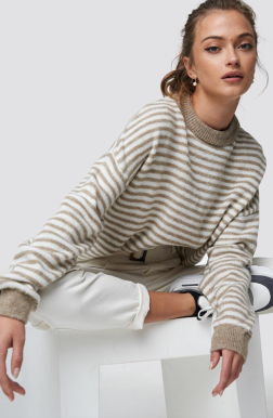 https://www.na-kd.com/en/camillebottenxnakd/balloon-sleeve-striped-sweater-beigewhite-stripe